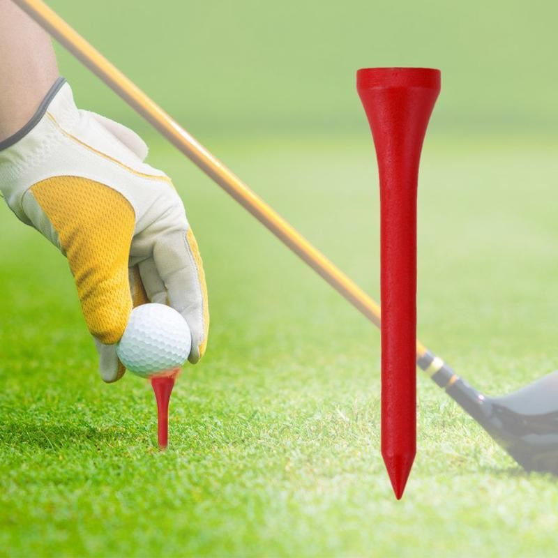 Professional Wooden Golf Tee Set | Golf Balls and Tees