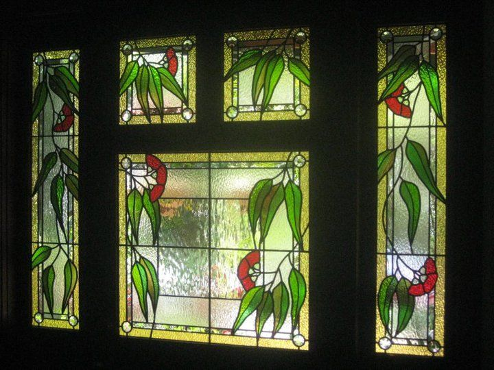 Australian Leadlight And Stained Glass Google Search