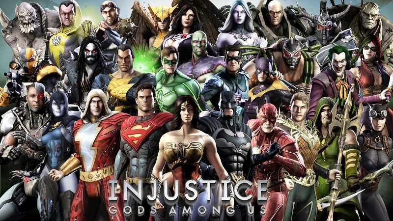 Injustice Gods Among Us Ultimate Edition Available For Free On Ps4 Xbox One Pc In 2020 Injustice Injustice Game Cheat Online