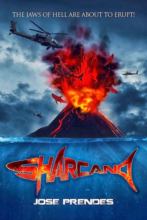 Sharcano by Jose Prendes