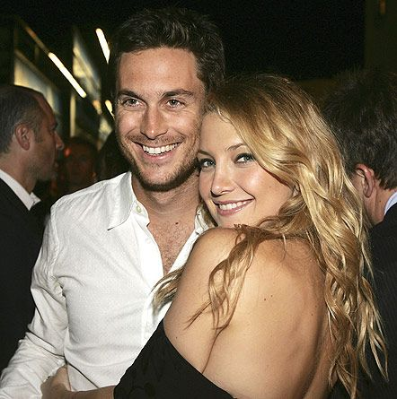 Picture Of Oliver Hudson And Kate Hudson Did Not Know They Were