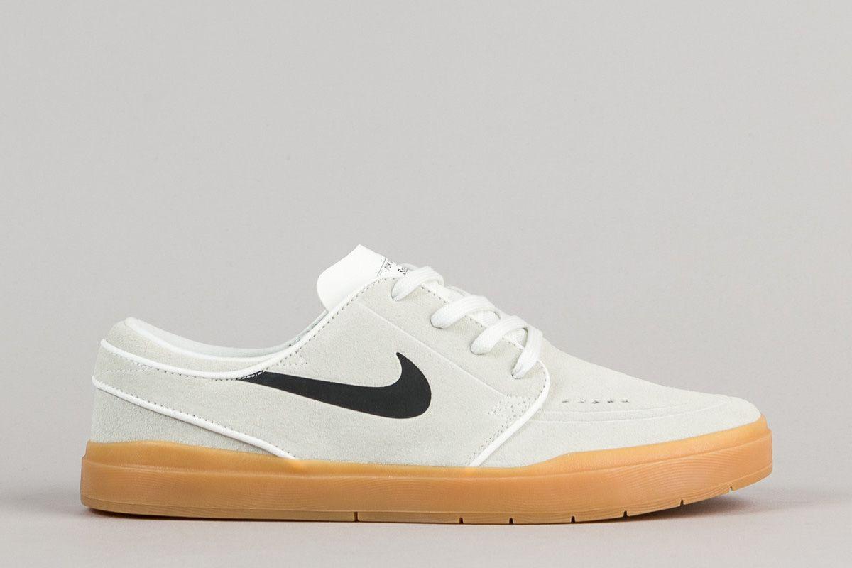 Nike Sb Stefan Janoski Hyperfeel Off White Gum Eu Kicks Sneaker Magazine Sneakers Nike Nike Janoski