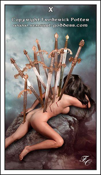 Card e erotic sensual