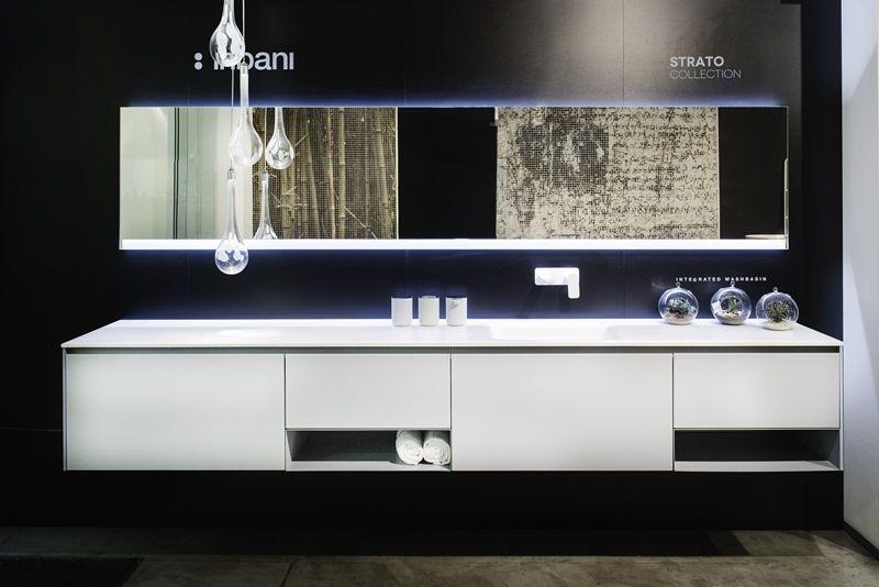 Diseño de baños modernos. Cuarto baño estetico funcional ...