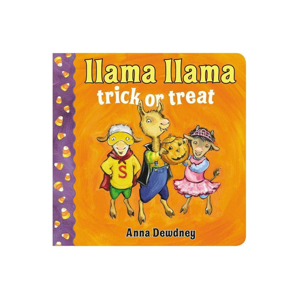Llama Llama Trick Or Treat Board Book Anna Dewdney