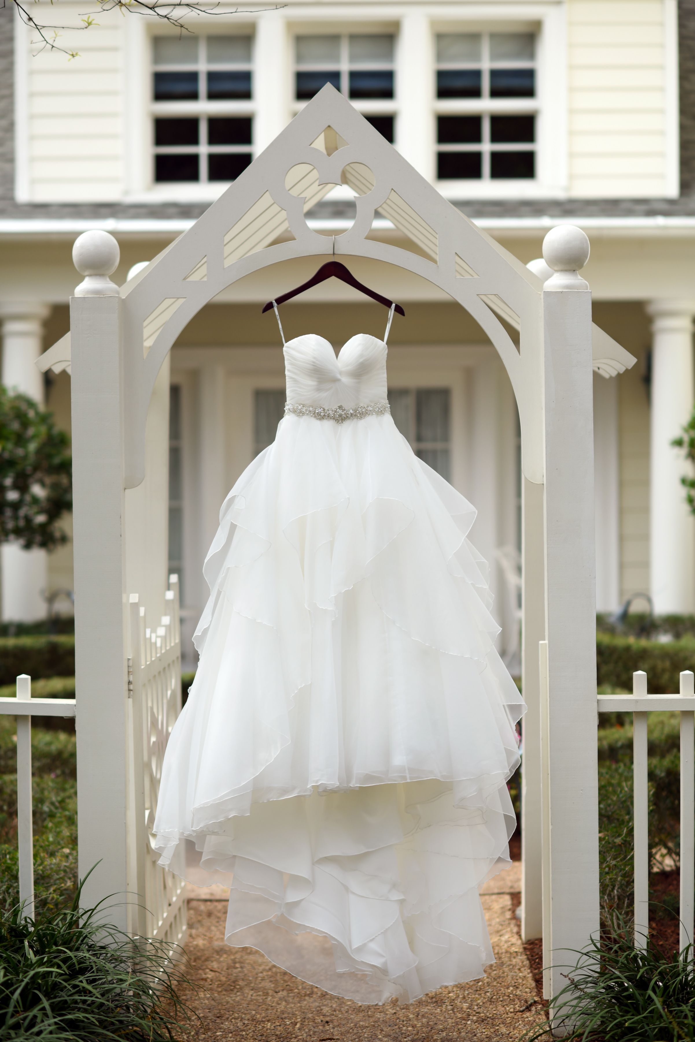 A Special Walt Disney World Bride Will Feel Like Princess Today With Her Beautiful Wedding Gown Photo Mike Fine Art Photography
