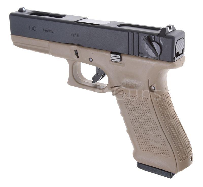 Image result for glock 18c gen 4 | Glock35 | Guns, Hand guns, Firearms