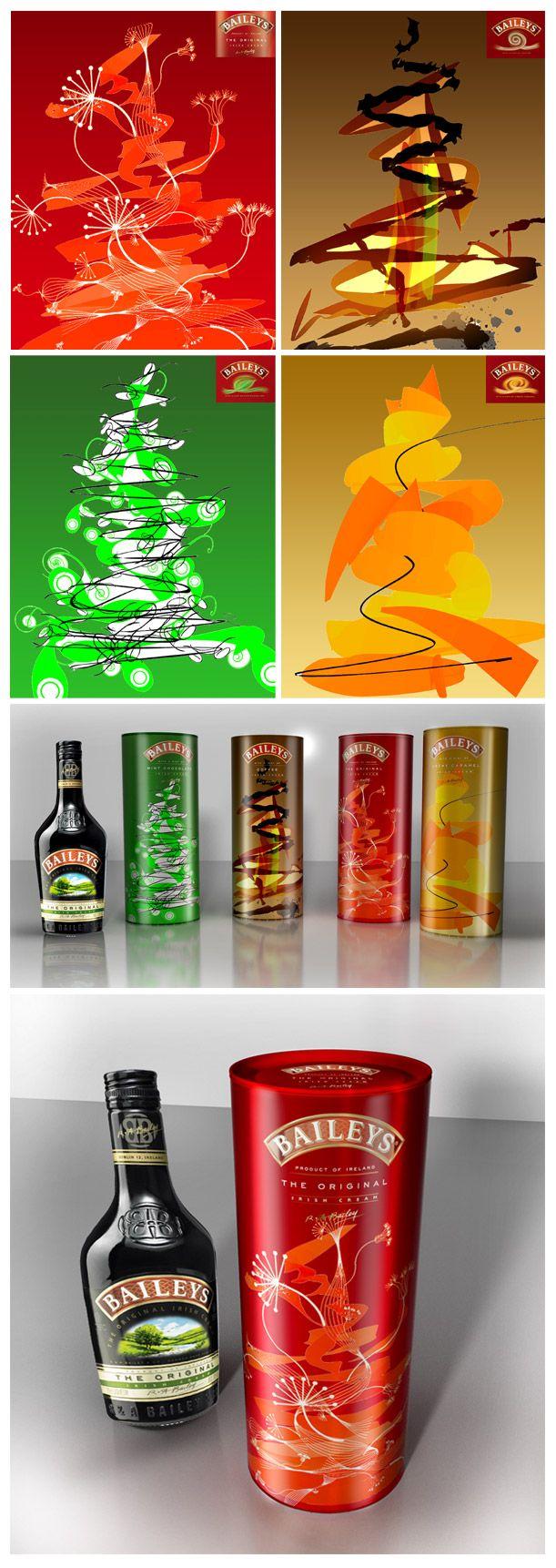 Baileys packaging proposal