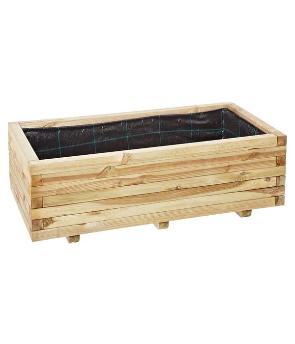 Holz Blumenkasten Oskar 100 X 50 X 35 Cm Blumenkasten Holz Blumenkasten Holz