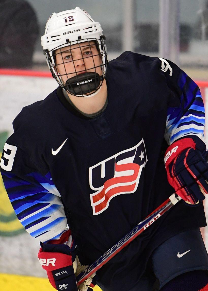 Cole Caufield 2019 NHL Draft Prospect Profile