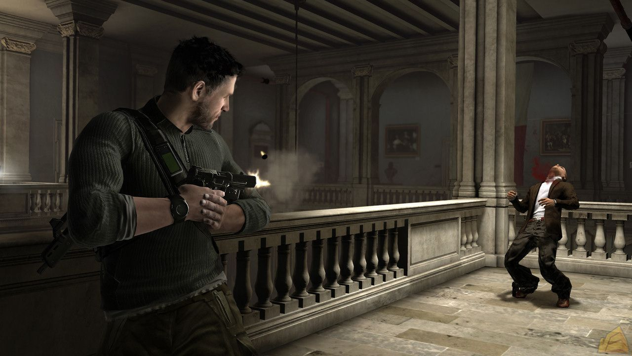 Tom clancy's splinter cell: chaos theory. Прохождение tom.