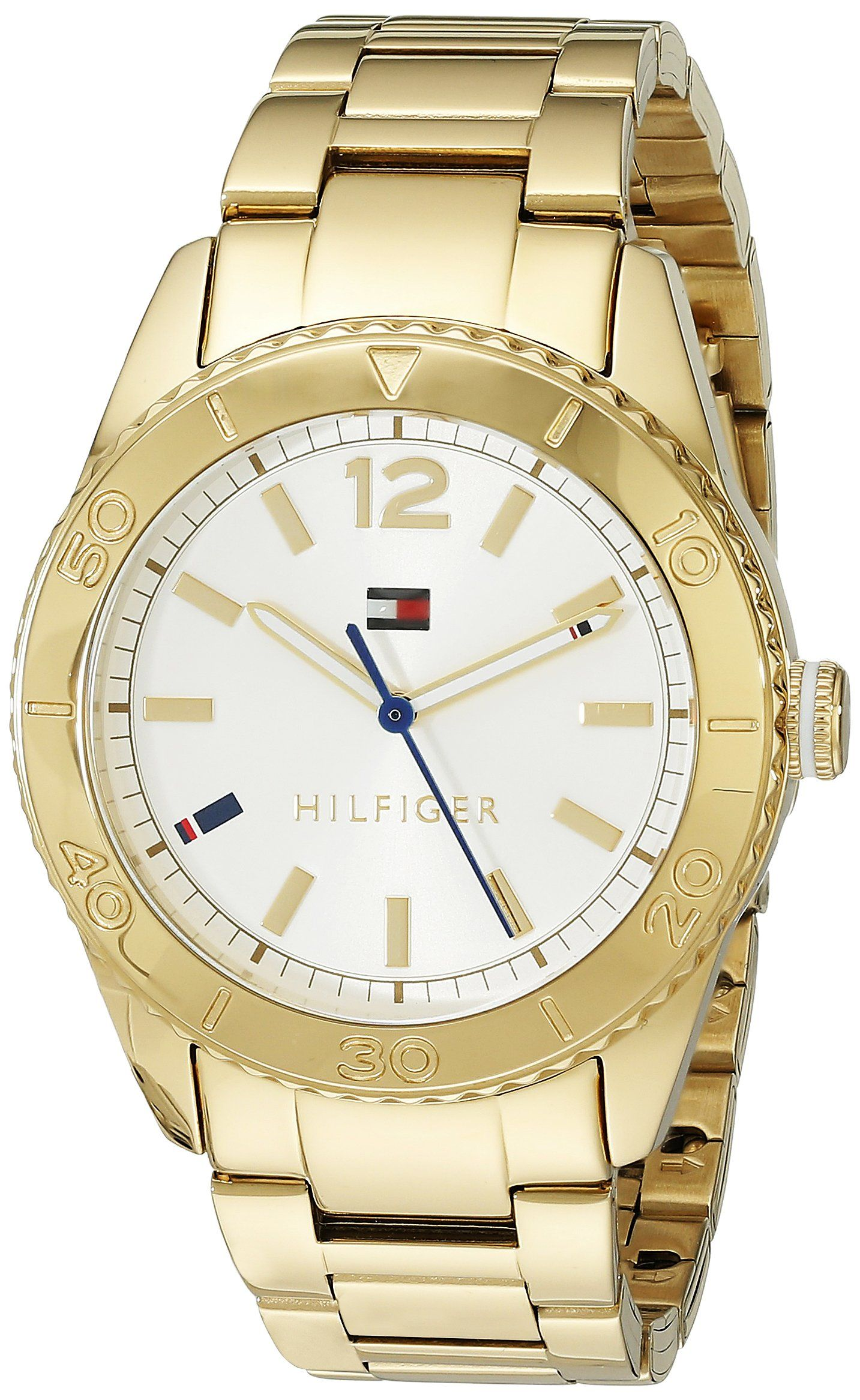 Tommy Hilfiger Women's 1781268 Casual Sport Analog Display