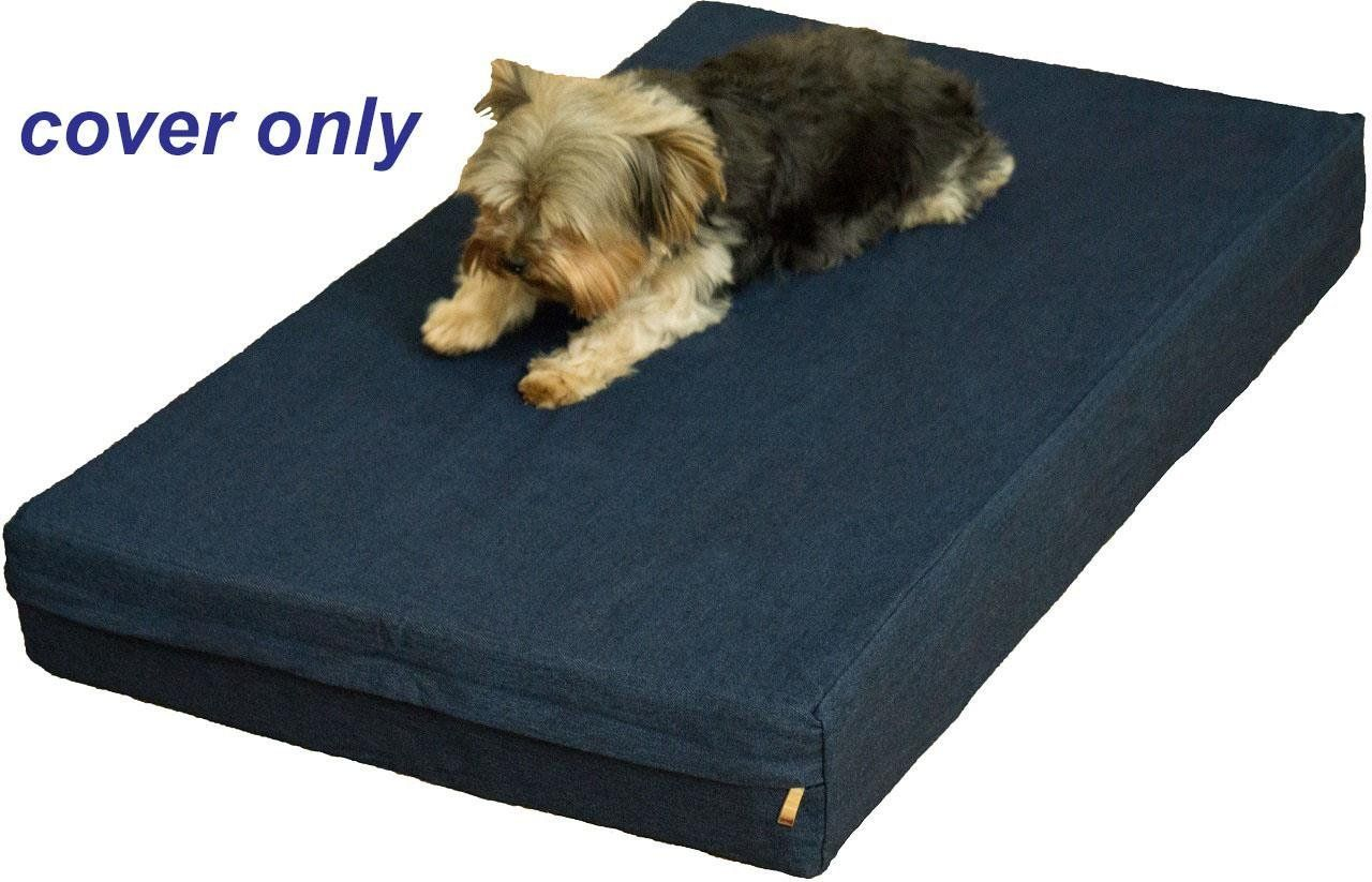 PetBed4Less DIY Durable Dog Bed Dog Pillow Pet Bed External Removable Case Small Medium to
