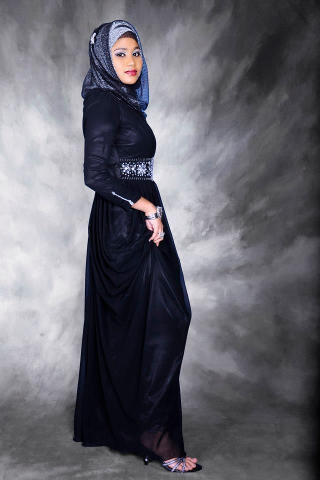 Fashion Hijab Maldives Black Abaya, Maldives, Shawl, The Maldives,