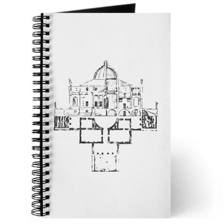 Andrea Palladio Villa Rotunda Journal by Architees