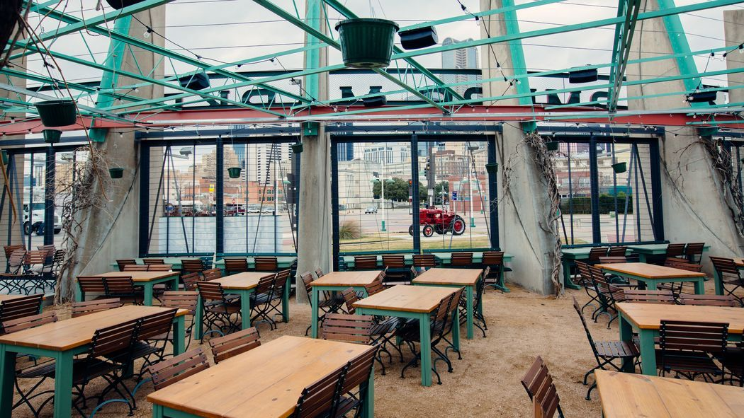 13 Excellent Dallas Patios For Dining And Drinking Outside