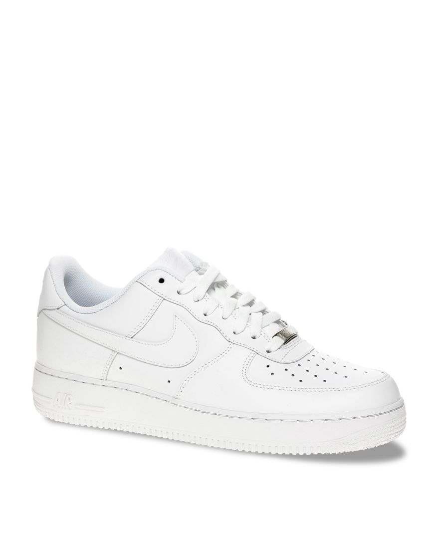 wholesale sales differently coupon codes Air force 1 baskets par Nike . Modèle à lacets avec tige en ...