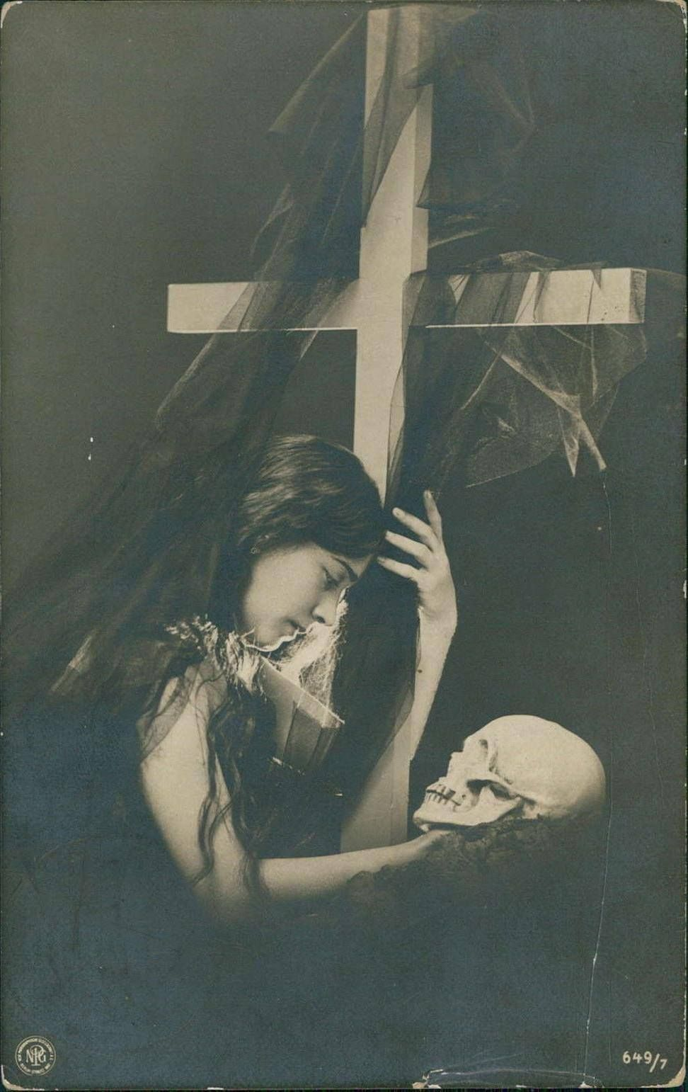 Ash Wednesday Memento Mori