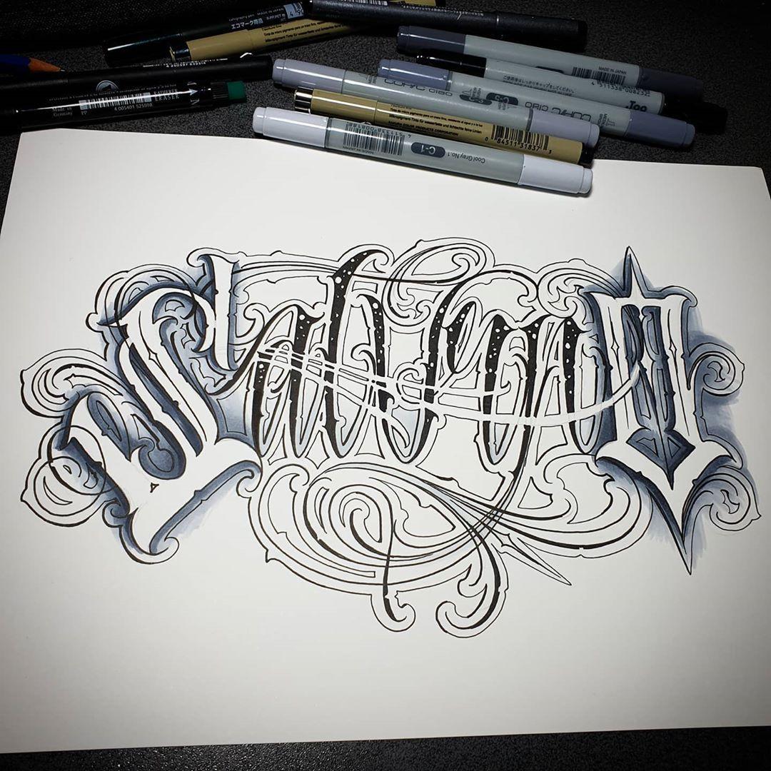 Saturno🪐 . . . . . #calligraphy #lettering #letteringtattoo #tattoo #tattoos #tattooart #art #artwork #saturno #script #blackandgreytattoos #bng #blackandwhite #scripttattoo #artsy #artoftheday #dailyart #brushpen
