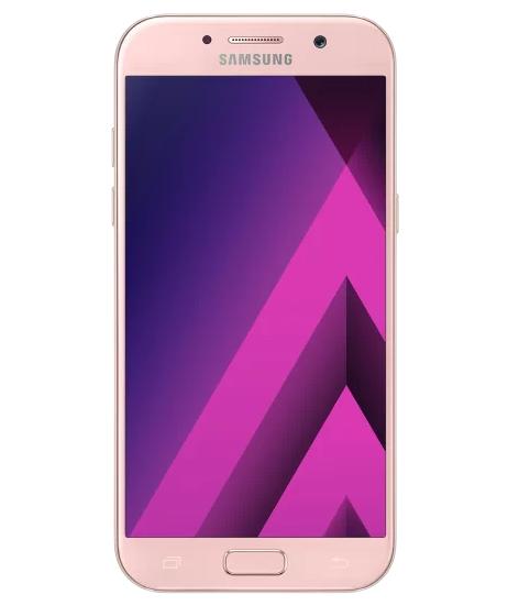 Smartphone Samsung Galaxy A5 2017 Rosa Tela 52 Android 60 Cam 16Mp