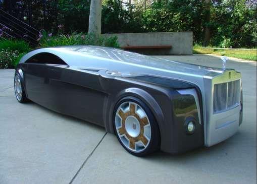 Stargazing Luxury Cars Rolls-Royce Celestial Phantom