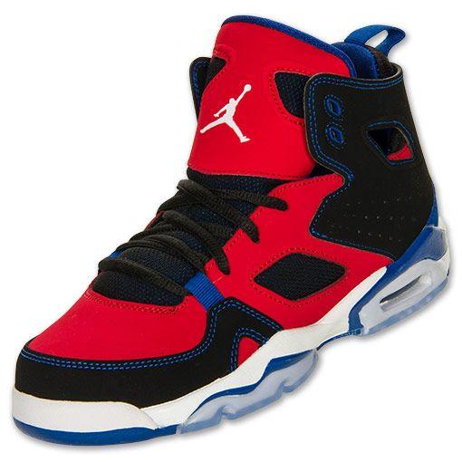 sale retailer 06874 ad373 Boys' Gradeschool Jordan Flight Club 91 Basketball Shoes ...