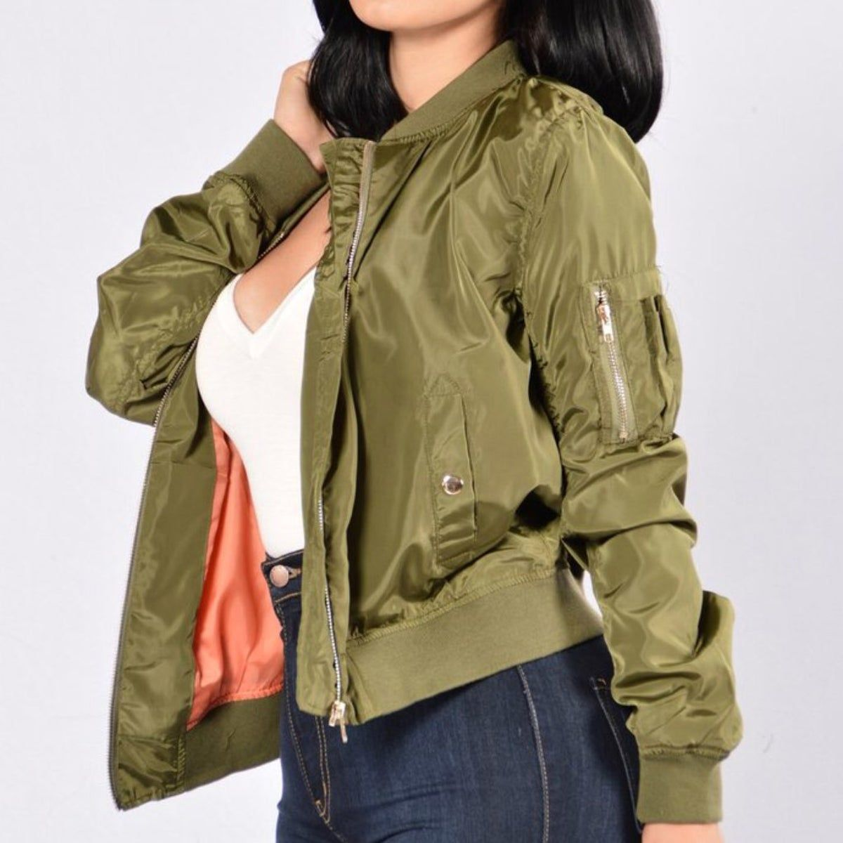 Pin By A On Ma1 In 2020 Olive Bomber Jacket Olive Bomber Jackets [ 1200 x 1200 Pixel ]