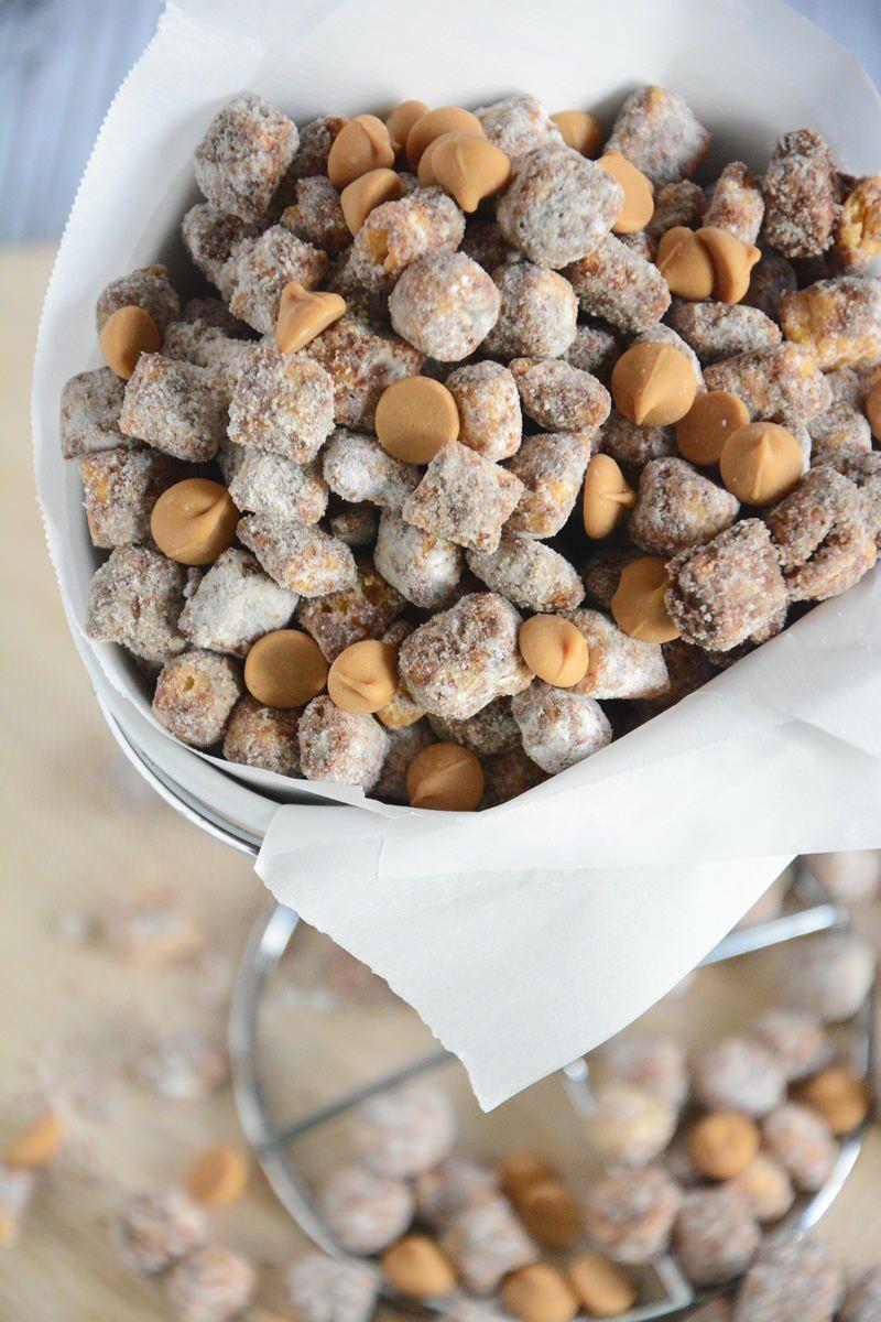 Captain Crunch Peanut Butter Puppy Chow Recipe Puppy