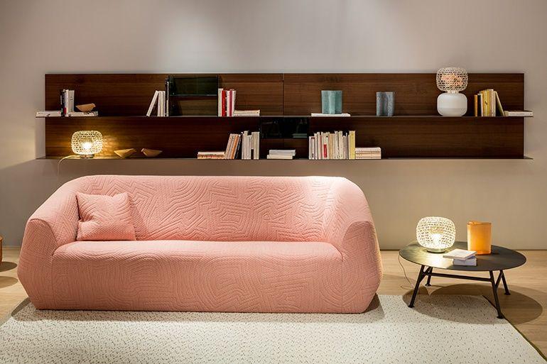 Ligne Roset S New Pared Back Version Of Designer Marie Christine Dorner S Best Selling Cover Sofa Interior Design Sofa Design Living Room Design Inspiration
