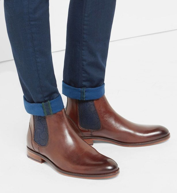 réel classé à bas prix beau look Chelsea Boots pour homme: élégance fine | My Style ...