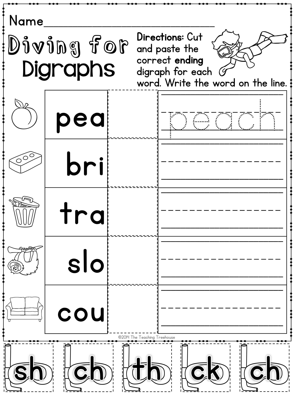 Summer Kindergarten Pack Print Amp Go No Prep Ccss