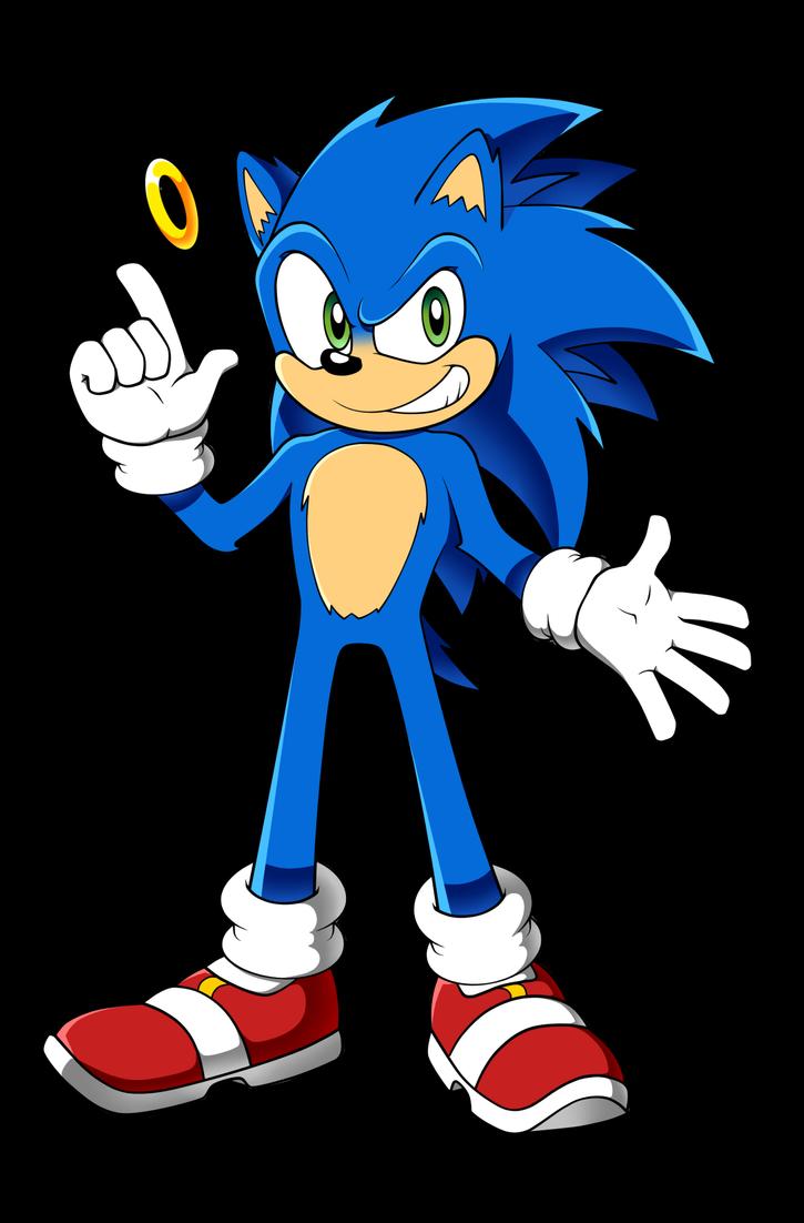 Movie Sonic Redesign By Sarkenthehedgehog On Deviantart Sonic Sonic The Hedgehog Sonic Adventure