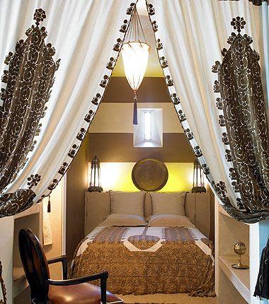 pin von fabulosa auf arabian nigths pinterest schlafzimmer schlafzimmer design und orientalisch. Black Bedroom Furniture Sets. Home Design Ideas