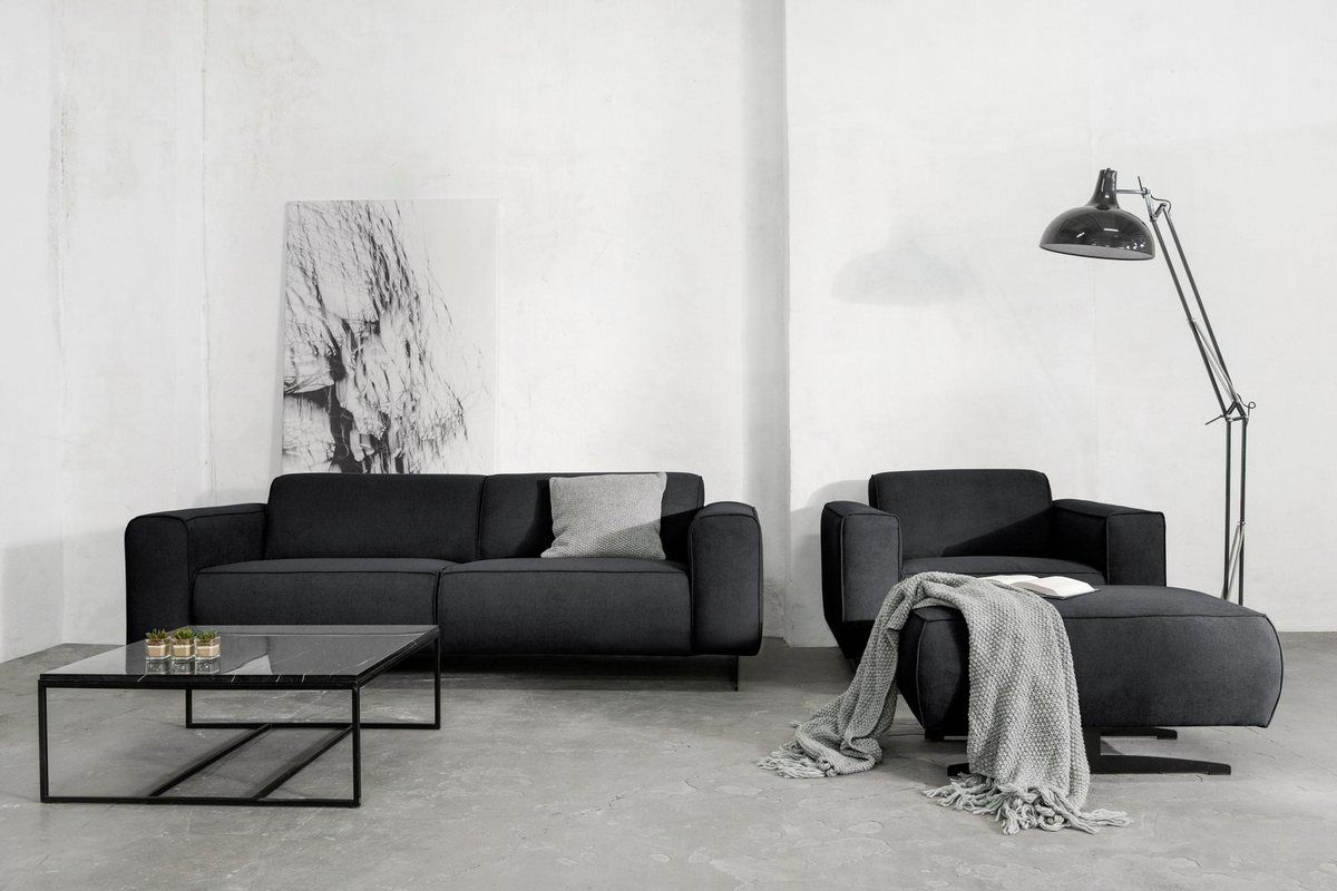 Sessel Murcia Mit Federkern Keder Und Besonderen Metallfussen Gunstige Sofas Sofa Mit Bettfunktion Und Haus Deko