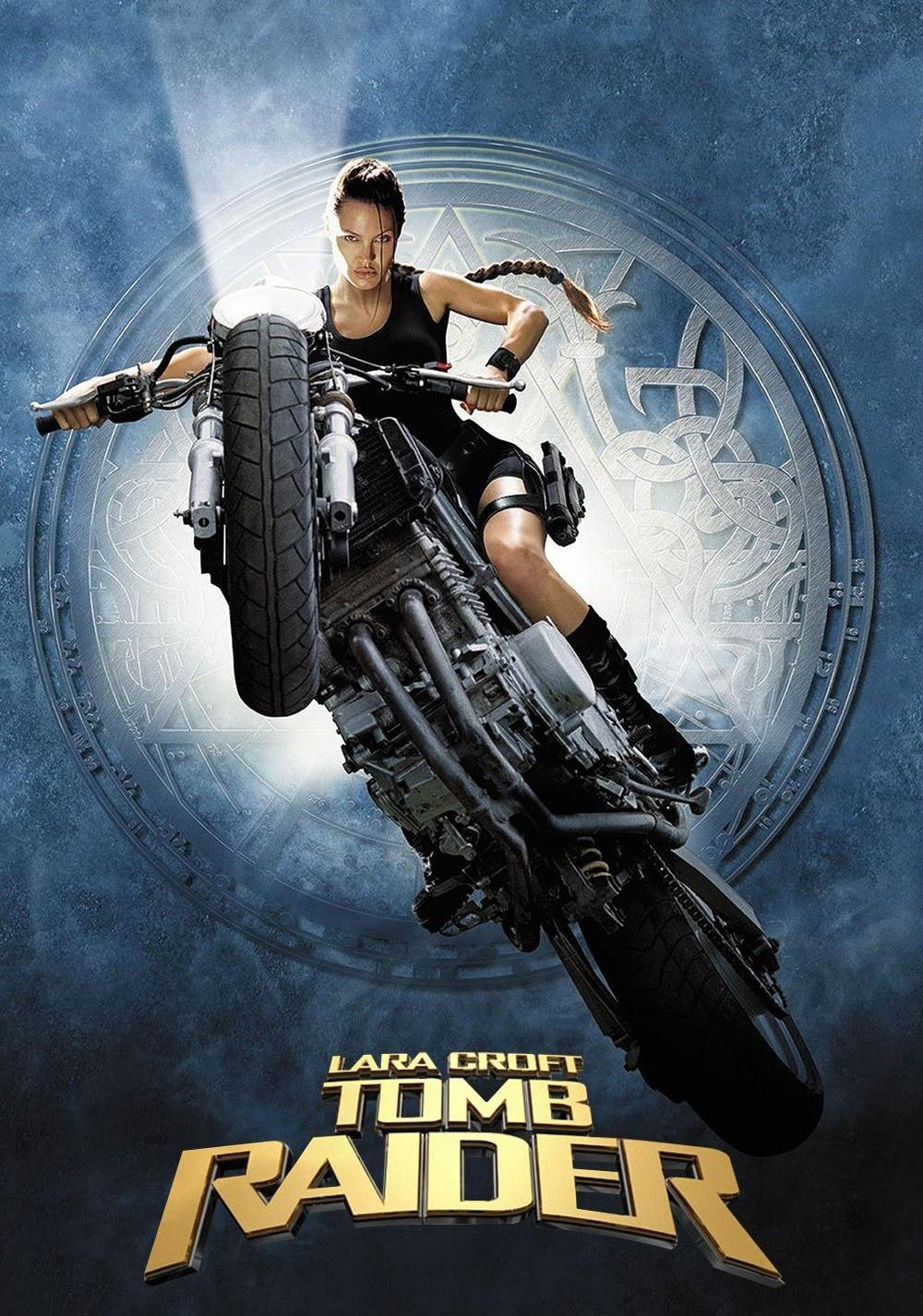 Lara Croft Tomb Raider Movie Poster Yahoo Image Search Results