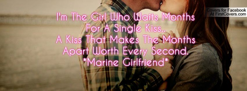 I\'m The Girl Who Waits Months For A Single Kiss.. A Kiss That ...