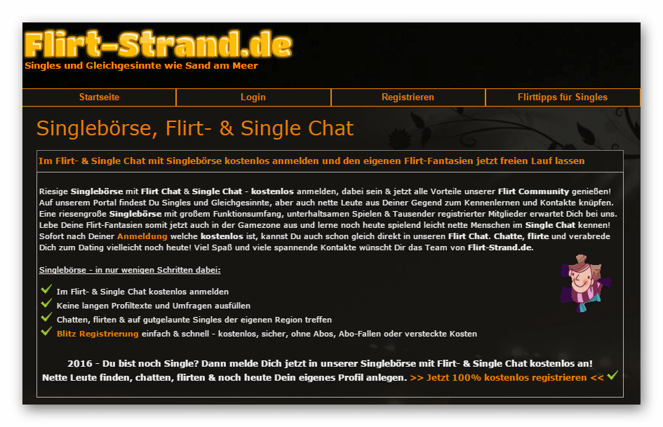 apologise, but, opinion, Partnersuche kostenlos online casually come forum and
