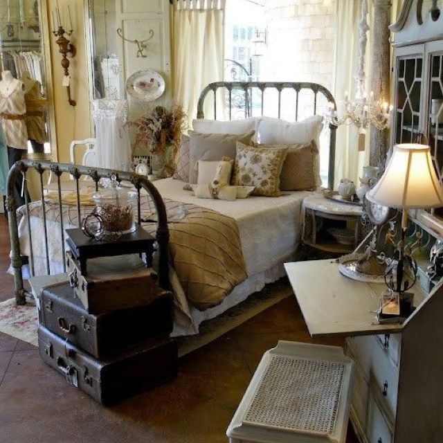 Cozy Shabby Chic Charm! Image From Www.room363.net