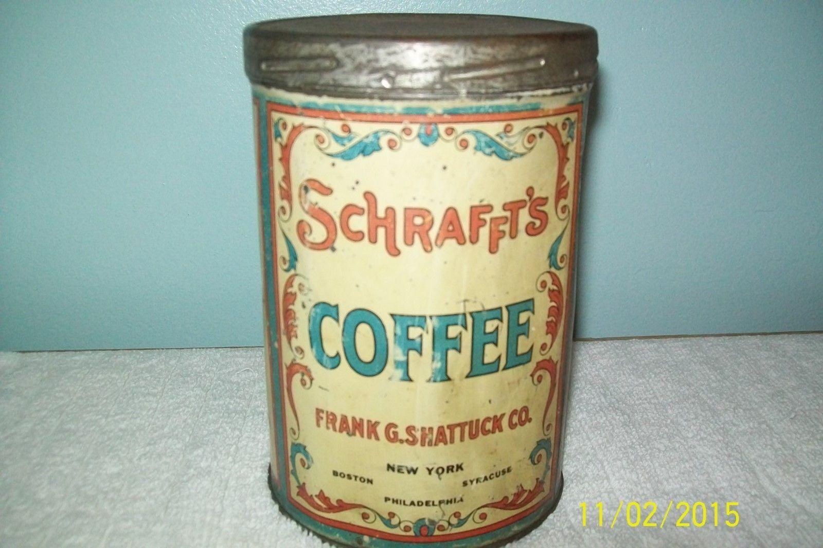 Schrafft's Coffee