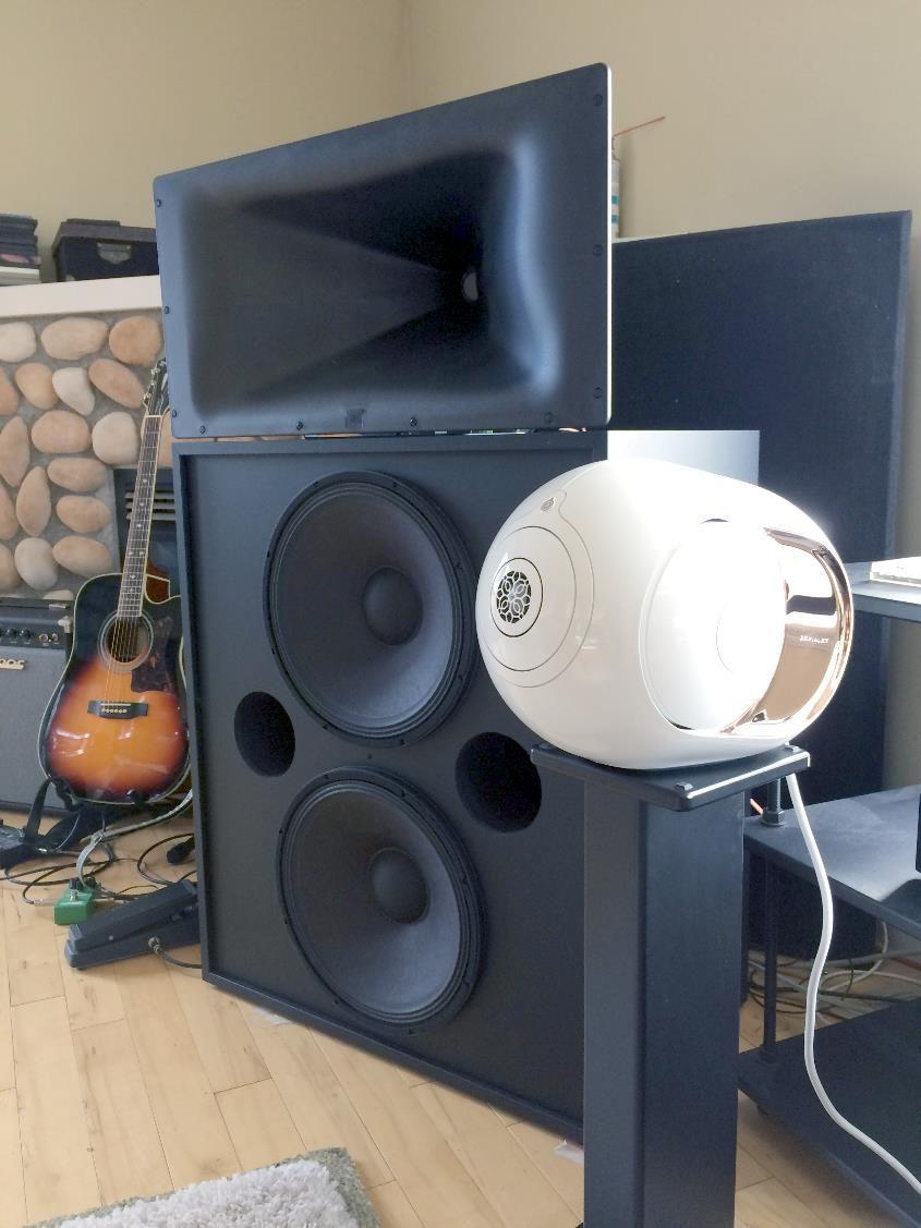 Devialet Phantom Gold Loudspeaker Review - Reviews