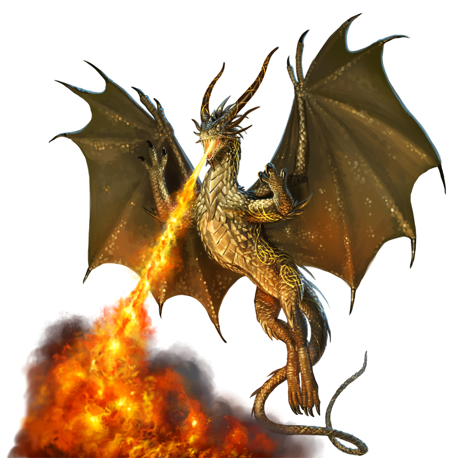 Gold Dragon Breathing Fire Pathfinder Pfrpg Dnd D D D20 Fantasy Character Art Fantasy Characters Rpg Character