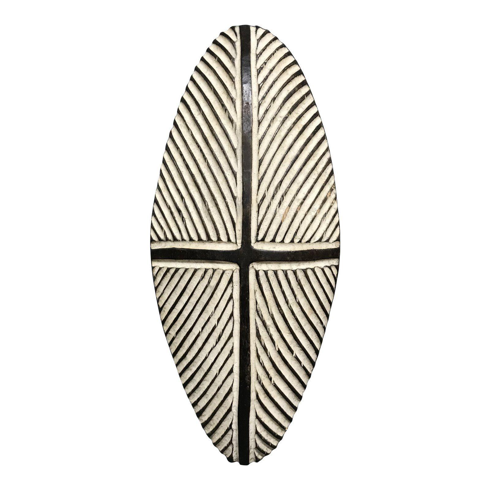 African Tribal Art Zulu Shield | African Home Decor in 2019