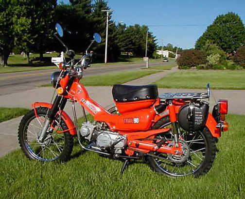 16c38fc44dab13f406cc06c59bcae09f 1975 trail 90 'k6 motorbikes pinterest 1975 honda ct90 wiring diagram at panicattacktreatment.co