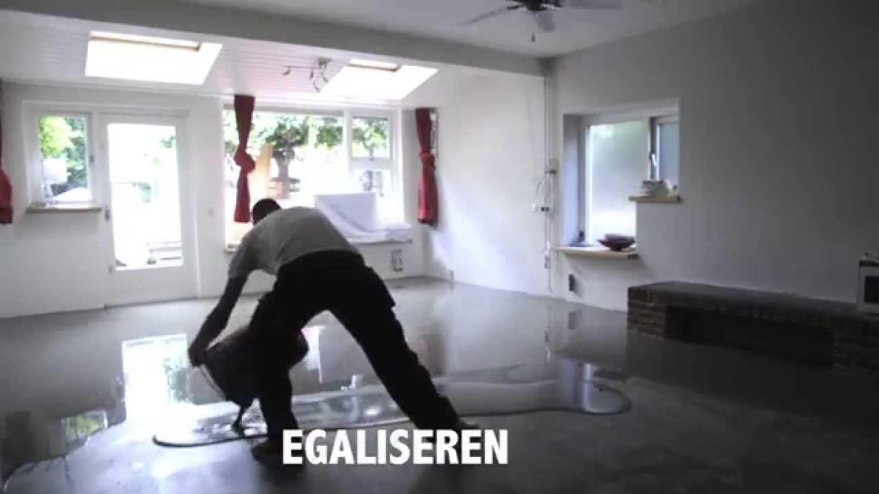 PVC Vloeren leggen door JPG Inrichters