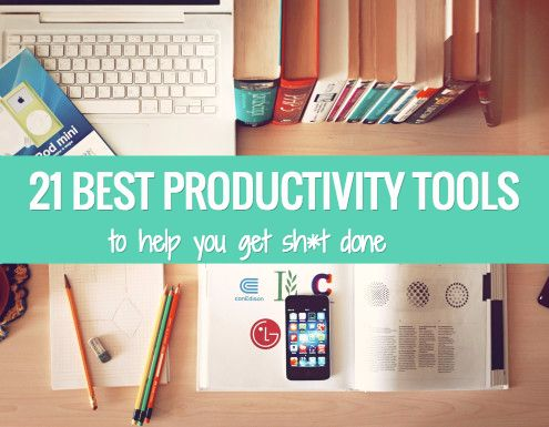Now Featuring: The 21 Best Productivity Tools to Add More Hours to Your Day by James Hall   http://bit.ly/1TEWhpy
