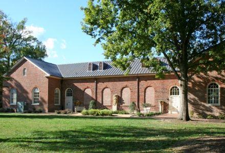 UNC Chapel Hill, Choir building