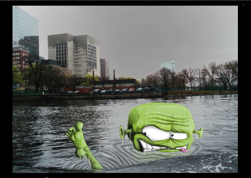 The Monster From Sweaty Boston