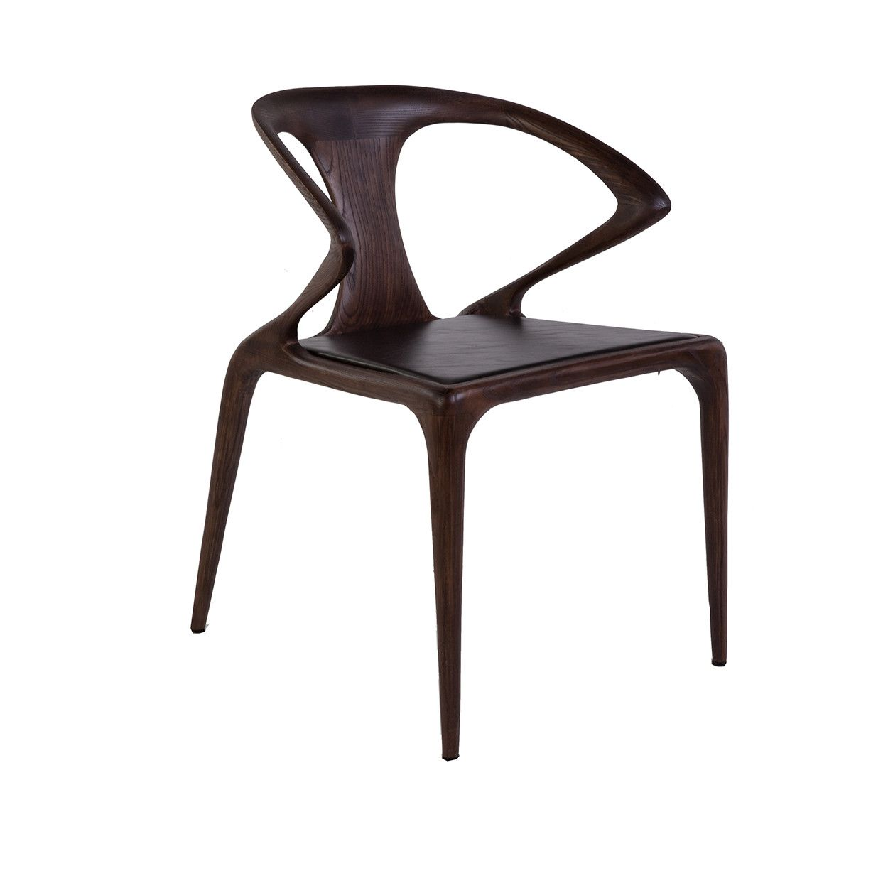 Monarch Dining Armchair Dining Arm Chair Midcentury Modern