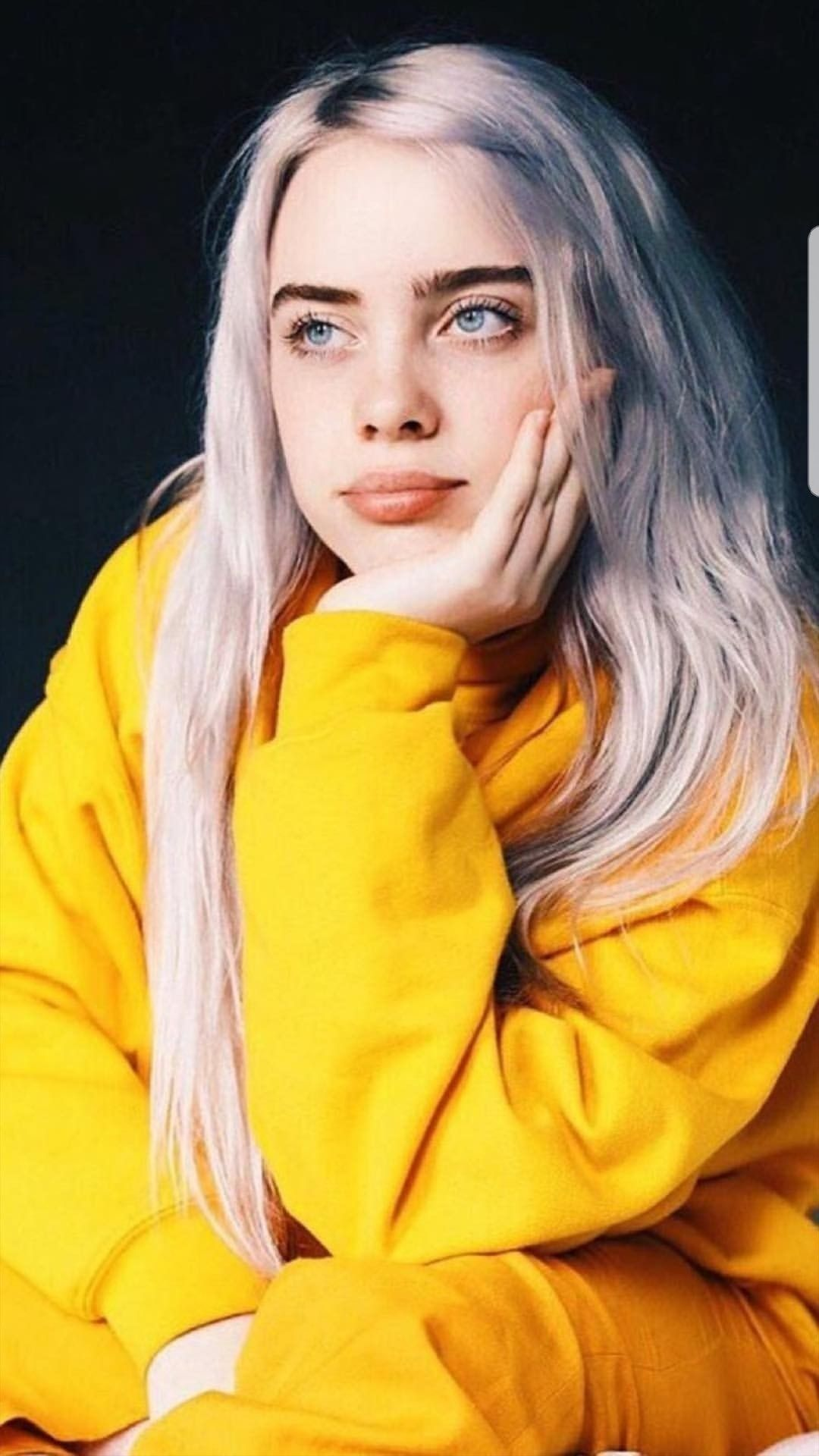 All The Girls Standing In The Line For The Bathroom: She39s A Avocado Billie Eilish In 2018 T Billie Eilish