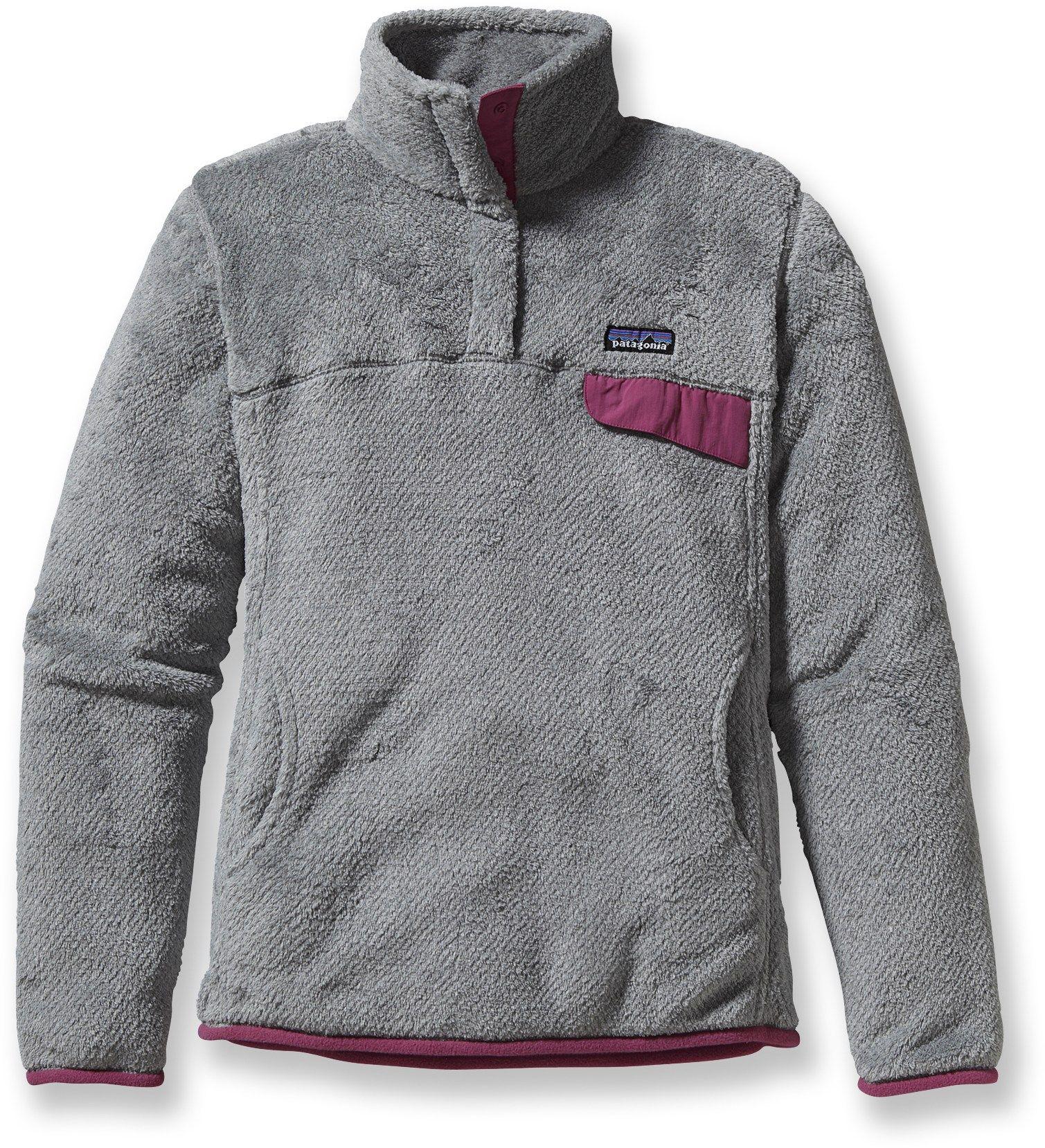 Patagonia Re Tool Snap T Fleece Pullover Women S Rei
